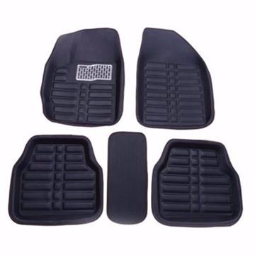 Picture of 3D Universal Car black mat