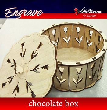 صورة علبة شوكولاته