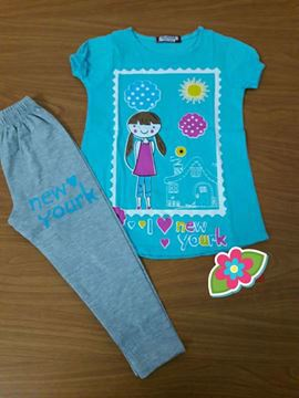 Picture of Pajamas for girls