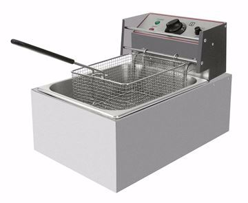 Picture of Electric Fryer With Safety