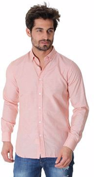 Picture of Milano Shirts for Men - Orange