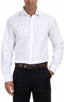 Picture of Cellini White Shirt Neck Shirts For Men