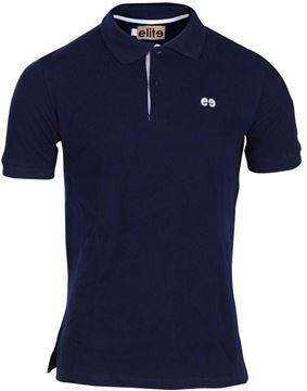 Picture of Elite polo For Men - Navy