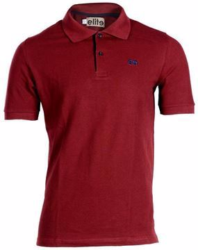 Picture of Elite polo For Men - Red