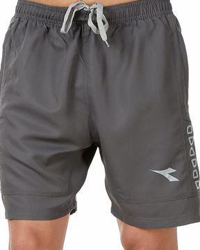 Picture of Diadora Grey Short For Men