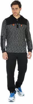 Picture of Cottonil Black Pajama For Men