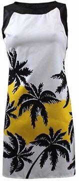 صورة فستان للنساء من جيرو Dr49- أبيض، Xl
