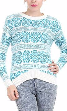 Picture of Ravin White Halter Neck Pullover Top For Women