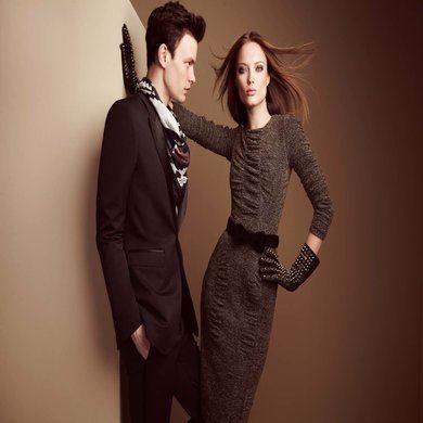 صورة لقسم الموضة