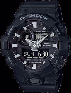 صورة Casio Sport Watch For Men Analog-Digital Resin - GA-700-1B
