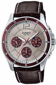 صورة ساعة كاسيو للرجال MTP-1374L-7A1VDF