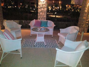 Picture of Bambo Sofa and four chairs