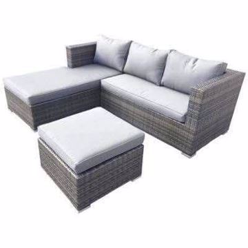 Picture of Bamboo set-Corner Sofa