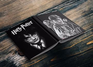 Picture of Harry potter Notebook