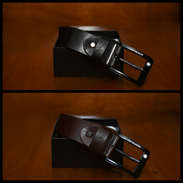 Picture of Genuine leather belt