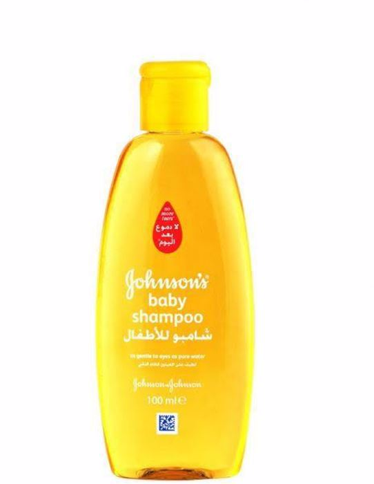 صورة Johnson shampoo 100 ml