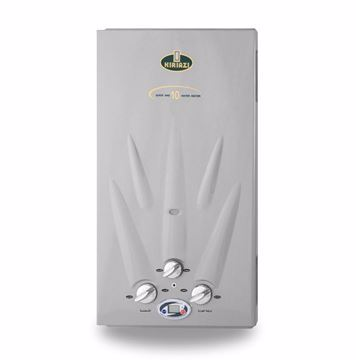 Picture of Kiriazi Kh10-1 Star Bomb Gas Water Heater - 10 L
