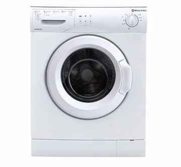 Picture of White Point WPW 5813 D Front Loading Washing Machine, 5 Kg - white