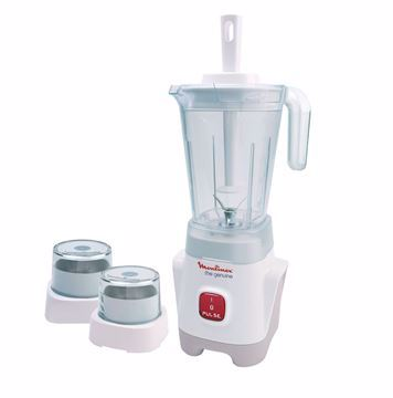 Picture of Moulinex Blender 1.25 Liter Jar Capacity, 400 Watts - LM2421EG