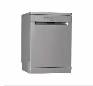 Picture of Ariston Lfc 2B19 X Dishwasher 60 Cm - 13 Individual -5 Program - Silver