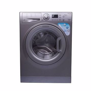 Picture of Ariston Front Loading Washing Machine 7 KG, Silver- WMG721SEX