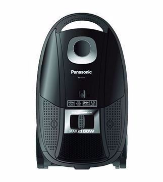 Picture of Panasonic Canister Vacuum Cleaner Black - MC-CG715