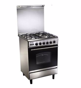 Picture of Unionaire C6060SS-AP-447-L, 4 Gas Burner Stainless Steel