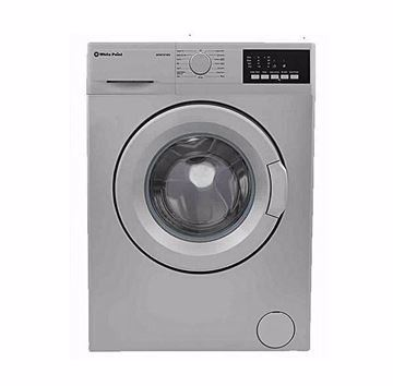 Picture of White Point Wpw 7815 Ps Front Loading Washing Machine, 7 Kg - Silver