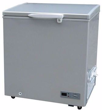 Picture of Unionaire Deep Freezer Uc-320V0-S00 - 320 Liter, Silver
