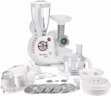 Picture of Moulinex Food Processor Odacio Due FP7371