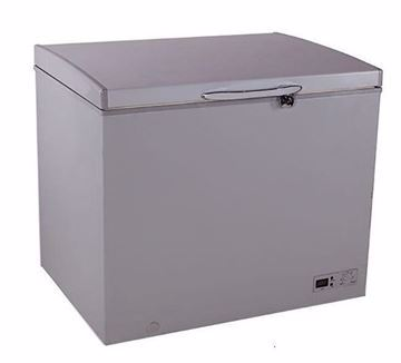 Picture of Unionaire Deep Freezer, 175 Litres, Stainless Steel - UC175V0-000