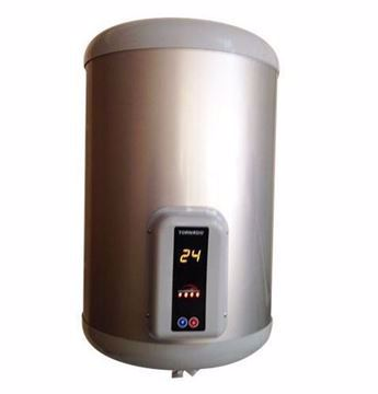 Picture of Tornado EHA-45TSD-S Digital Electric Water Heater 45 Litre-Silver