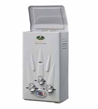 Picture of Kiriazi KGH-5 Bomb Gas Water Heater - 5L