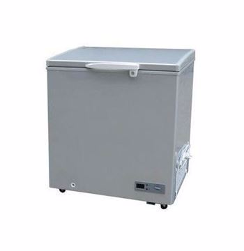 Picture of Unionaire 210 Liter Chest Freezer,Silver- UC-210