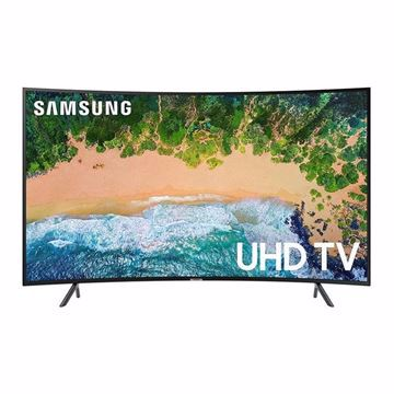Picture of Samsung 55 Inch UHD Curved Smart TV - UA55NU7300KXZN
