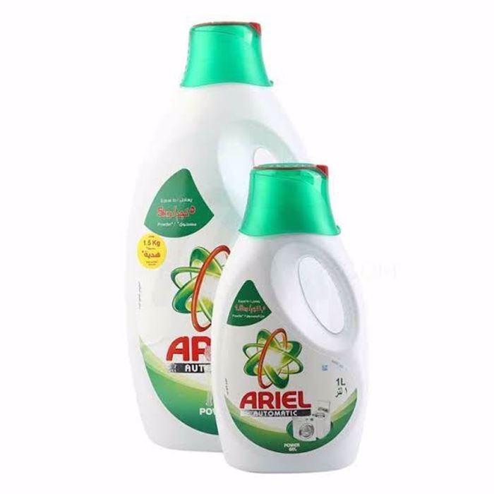 صورة Ariel power gel