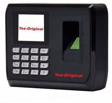 Picture of  Yes Original YFPC550 Fingerprint Time Clock With IP Connection