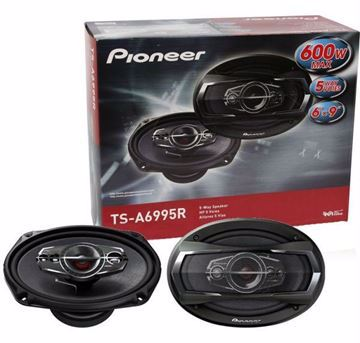 صورة Pioneer TS-A6995R Car Speaker - Set of 2 - 600 Watts