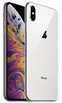 صورة Apple iPhone Xs Max With FaceTime - 512GB, 4G LTE, Silver 6.5""