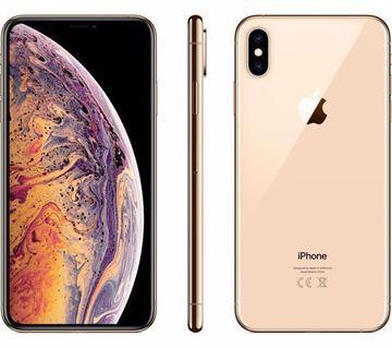 """صورة Apple iPhone Xs Max With FaceTime - 512GB, 4G LTE, Gold 6.5"""""""