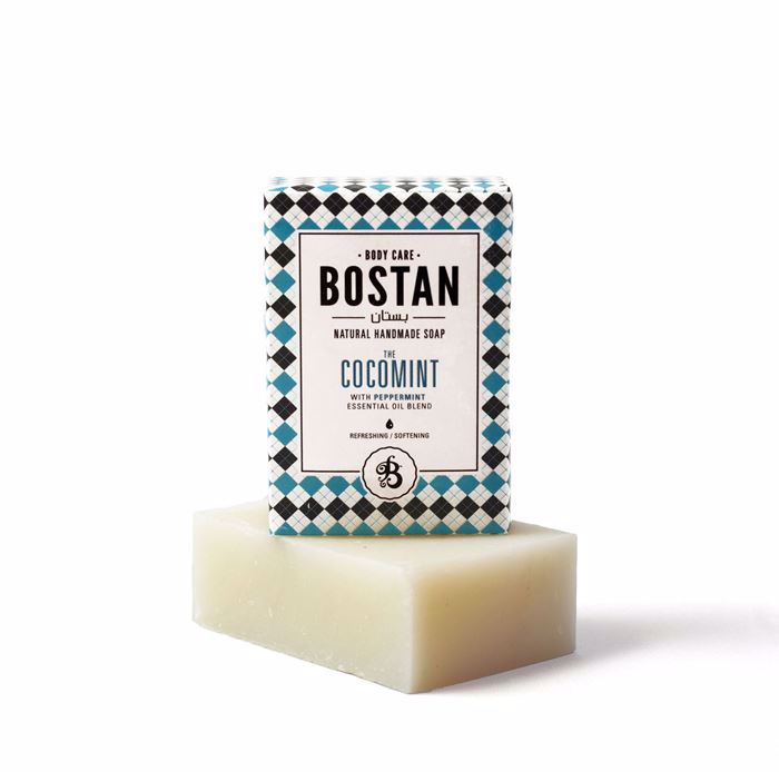Picture of Bostan - The Cocomint - natural soap 125 g