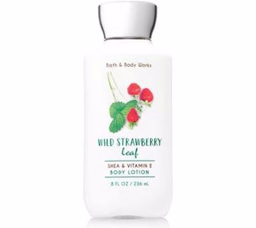 Picture of Bath and Body Works (Wild strawberry leaf )