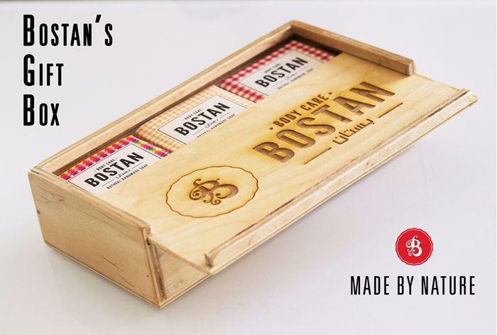 Picture of Bostan's Soap Gift Box