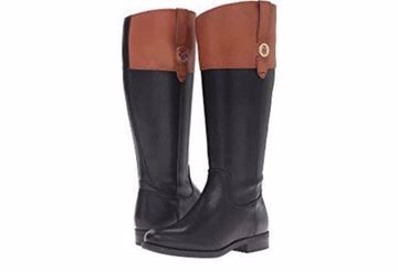 Picture of Tommy Hilfiger Women's Wide Calf Riding Boot