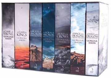 صورة game of thrones 7 book english