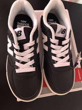 Picture of New Balance Kids Sneaker Shoes 👟  - Black