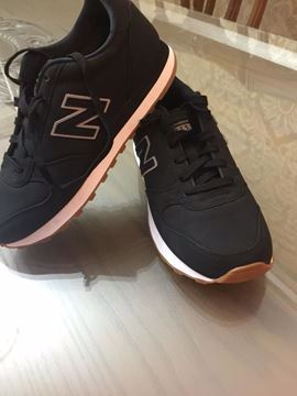 Picture of New Balance Men Sneaker Shoes - Black