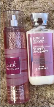 "Picture of Bath and Body Works ""Super Smooth Body Lotion & Body Sprays"""