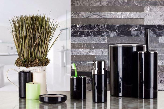 صورة Lenox  acrylic bathroom accessories 5 pieces