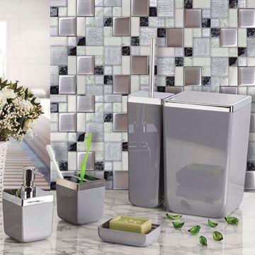 Picture of Toskana Acrylic Bathroom 5 pieces